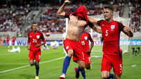 Adam Lallana proves England's lucky charm