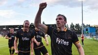 Dundalk resolve to again prove Euro sceptics wrong