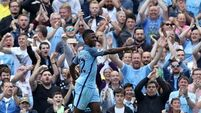 Manchester City v AFC Bournemouth - Premier League - Etihad Stadium
