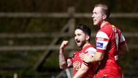 Finn Harps make it hard but Sean Maguire keeps City in hunt