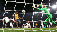 Theo Walcott wings in with a double as Arsenal delight in win over Basel