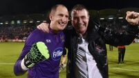 Dundalk 'ready to go' against Candystripes