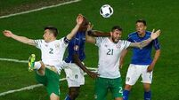Uefa's Euro 2016 report confirms Ireland's Route One reliance