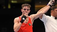Michael Conlan follows Paddy Barnes into professional ranks