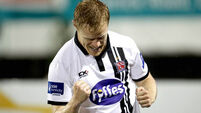 Victory against Finn Harps sees Dundalk go into Europe 10 points clear at the top of the league