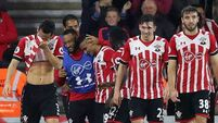 Sofiane Boufal's stunner so sweet for Southampton