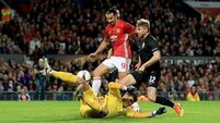 Manchester United v FC Zorya Luhansk - UEFA Europa League - Group A - Old Trafford