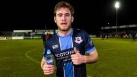 Cobh Ramblers give Drogheda a promotion scare