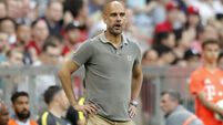 Pep Guardiola: We don't look back in anger