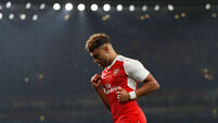 Alex Oxlade-Chamberlain stakes selection claim