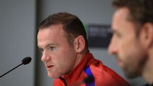 Wayne Rooney gets the chop but remains England skipper