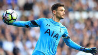 Hugo Lloris content as Tottenham dig deep against Bayer Leverkusen