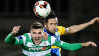 Stephen Bradley turns down Shamrock Rovers hot-seat despite European place