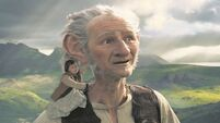 The BFG is a truly big buddy movie for Steven Spielberg and Mark Rylance