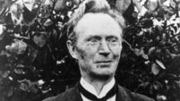 Rebel Eoin MacNeill gave last coin to singer en route to prison