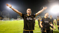 Dundalk put down another marker in hat-trick bid