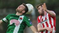 Cork City draw another blank