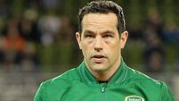 Dundalk keeper called up for cover as David Forde pulls out