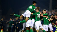 Stephen Bermingham's Cork City U19s well up for daunting Roma assignment