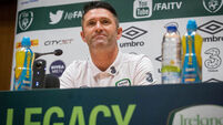 Robbie Keane: One thing about me, I always turned up