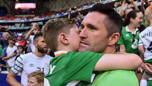 Robbie Keane Q&A: 'National team has been my second home'