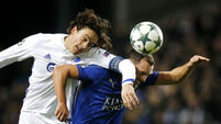 Leicester fail to fire on a night of frustration
