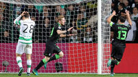 Borussia Monchengladbach leave Celtic's hopes in tatters