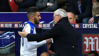 Riyad Mahrez commits to Leicester
