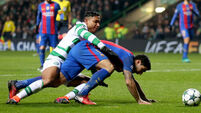 Lionel Messi double a disaster for Celtic