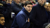 Mauricio Pochettino says it's all about battle on the pitch