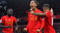 Liverpool v Watford - Premier League - Anfield