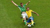 James McCarthy and Stephen Ward add to Martin O'Neill's injury list