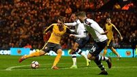 Preston North End v Arsenal - Emirates FA Cup - Third Round - Deepdale