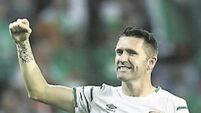 Mick McCarthy on Robbie Keane: 'He's a street footballer who just loved playing'