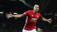 Zlatan Ibrahimovic sorry to miss clash with Arsenal