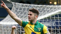 How the Irish fared: Robbie Brady shows Norwich what they'll miss