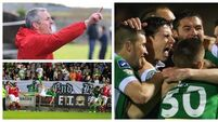 Cork City seek double cause for celebration