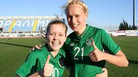 Denise O'Sullivan has no regrets after America move