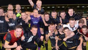 Cork City and Dundalk show League of Ireland can prosper