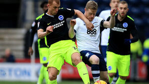 How the Irish fared: Daryl Horgan stars as Preston knock Brighton off their perch
