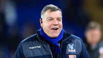 Christian Benteke swoops as Crystal Palace break Sam Allardyce's duck