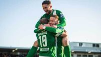 Cork City's squad-building 'nearly done'