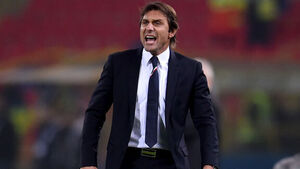 Antonio Conte excited about first festive football