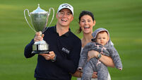Master Alex Noren holds nerve to win again