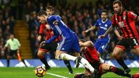 Depleted Chelsea thrill Conte