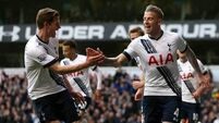 Key defender back for Spurs