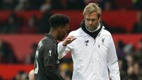Jurgen Klopp plays waiting game on Daniel Sturridge