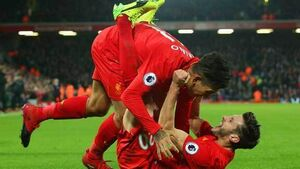 Irresistible Liverpool show fighting spirit as Stoke get ripped apart