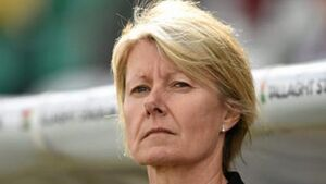 Sue Ronan kicks through football's glass ceiling