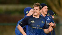 Johnny Sexton again fails to feature for Leinster